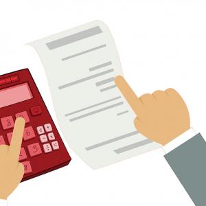 Calculator List Hand Calculation  - Immoprentice / Pixabay